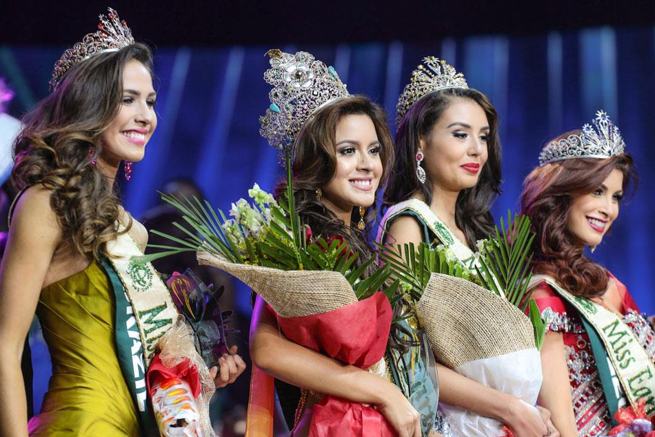 Miss Earth 2016: Ecuadors Katherine Espín crowned winner