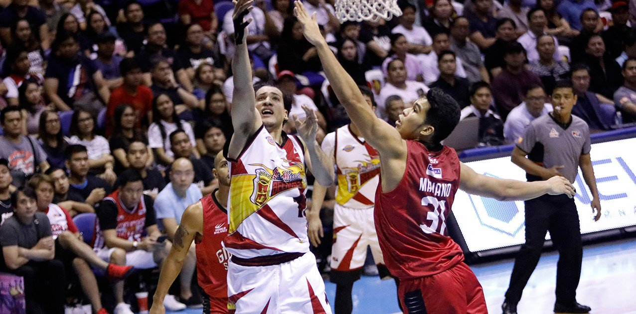 Marcio Lasitter clutch put-back sealed the win for the beermen